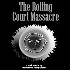 Procosmian Fannyfiddlers - The Rolling Court Massacre (LP - 2001)